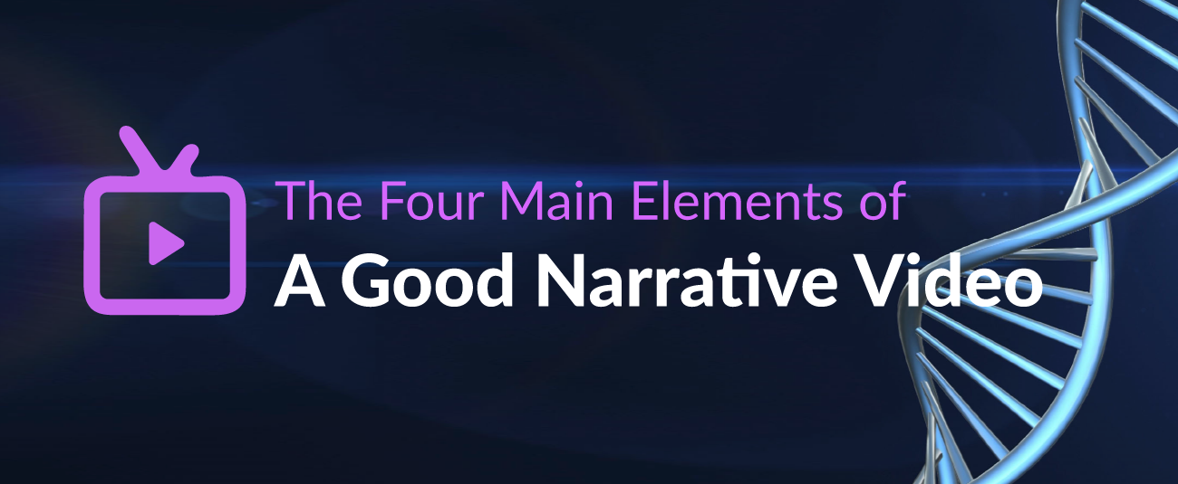 Four Main Elements of A Good Narrative Video