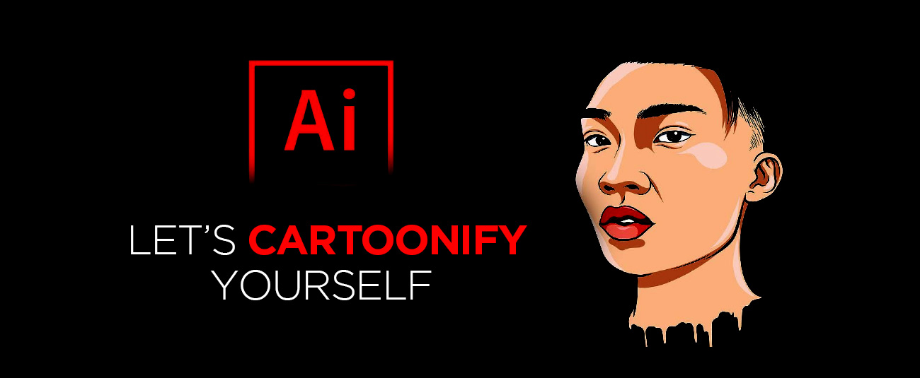 LET'S CARTOONIFY YOURSELF