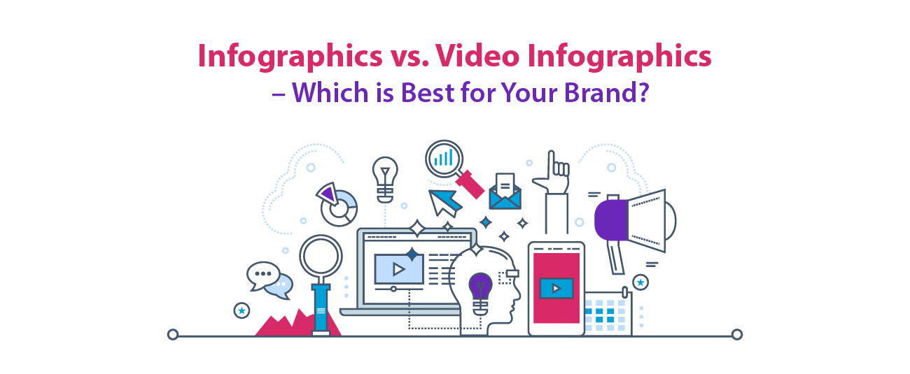 How Your Brand can Benefit from infographics videos