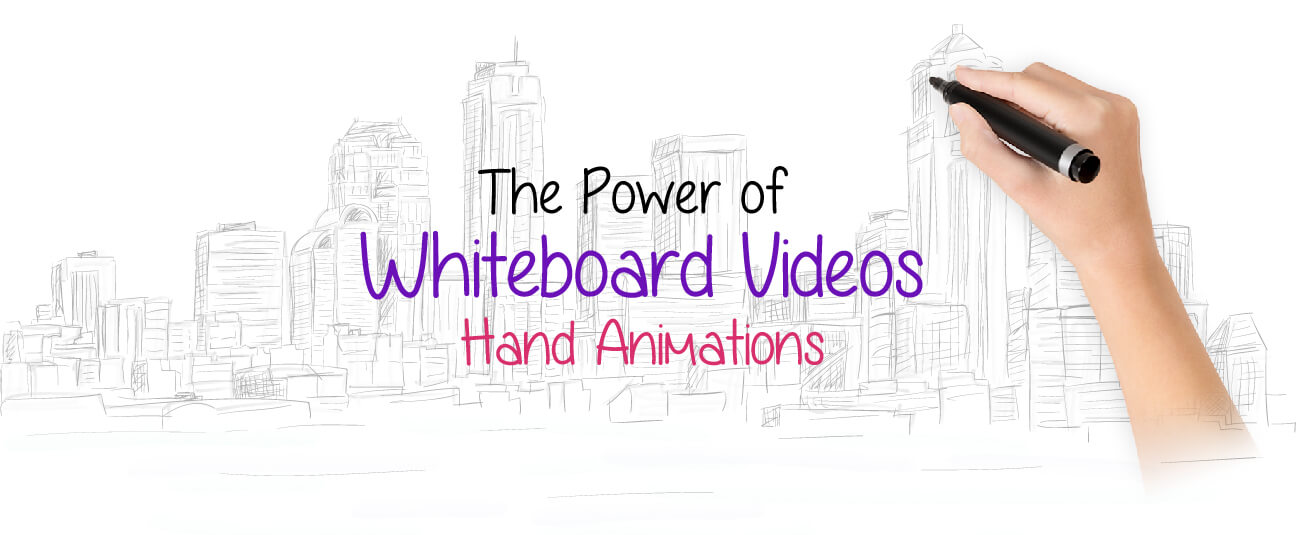 The Power of Whiteboard Videos