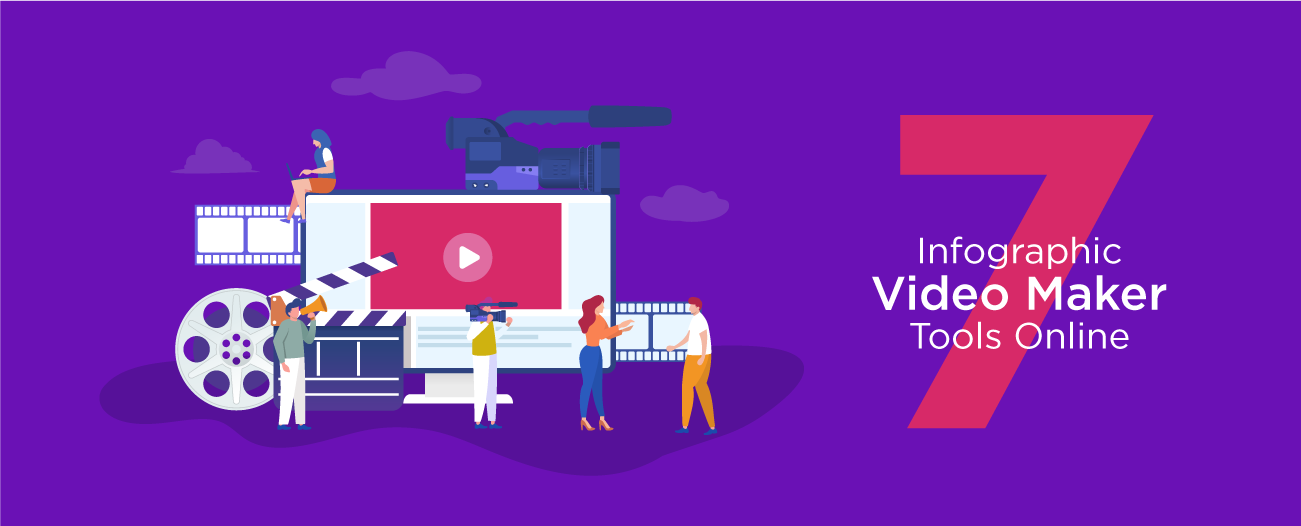 Top 7 Infographic Video Maker Tools Online